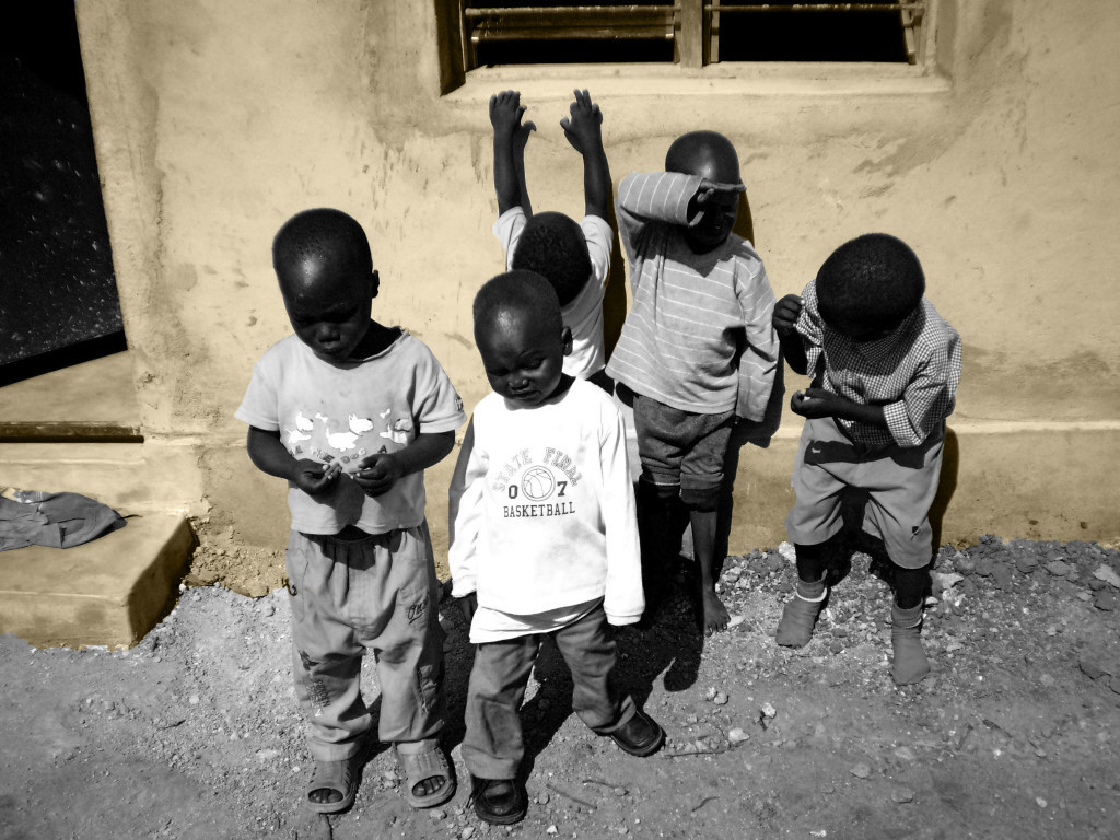 Marinde Baobab Family e.V. - small Kids