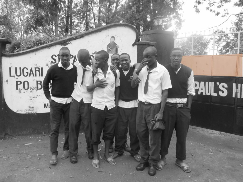 Marinde Baobab Family e.V. - Students